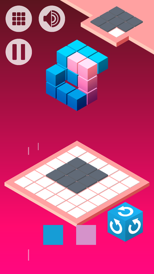 Spielen Shadows - 3D Block Puzzle