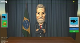 Lula Cut Finger