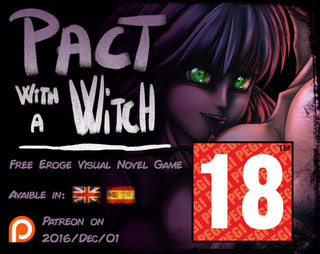 Bermain Pact with a witch