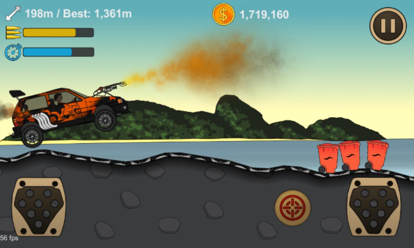 Play Psycho Driver Racing