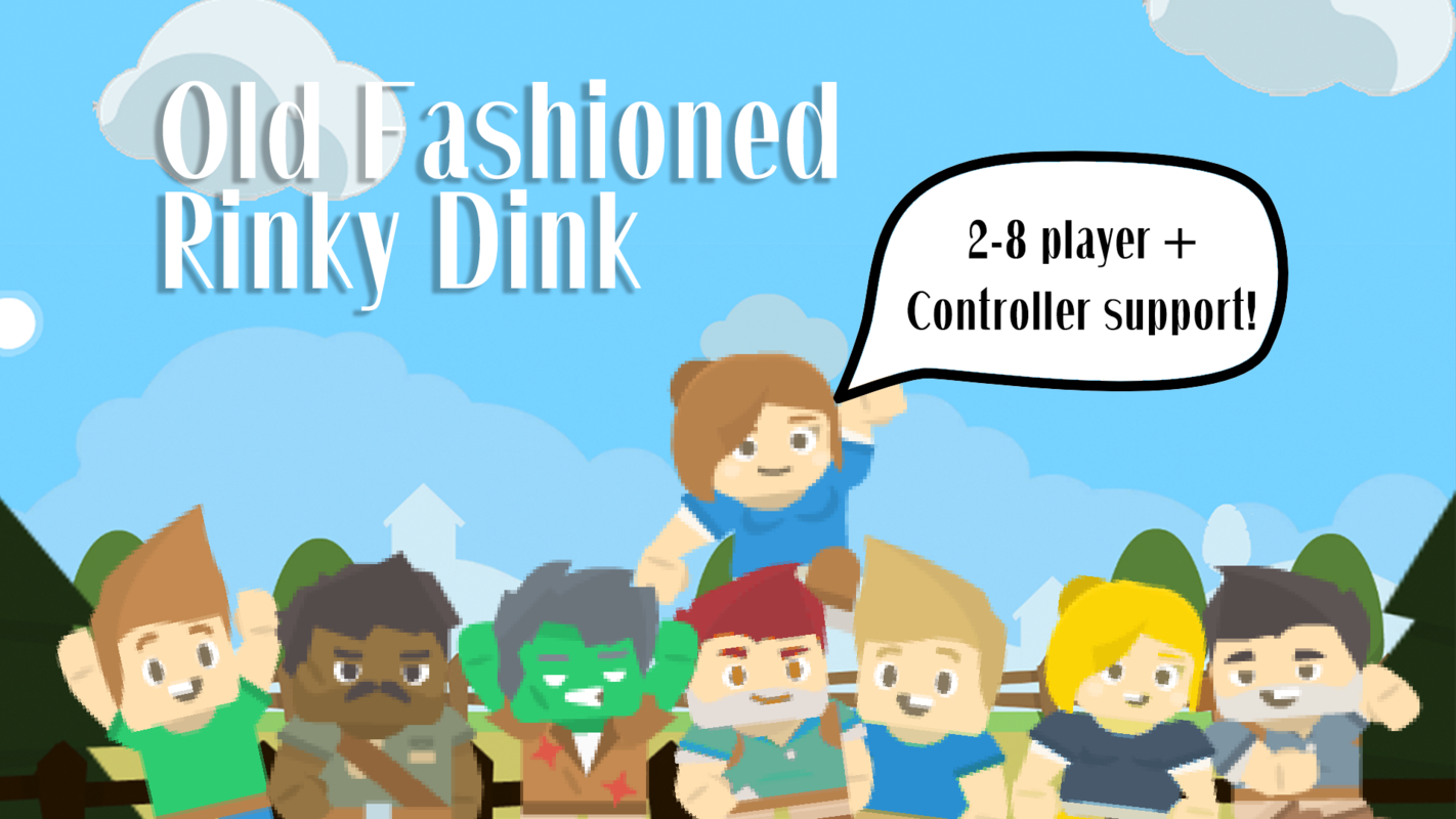 Play Old Fashioned Rinky Dink