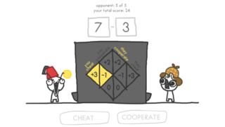 Jugar The Evolution of Trust