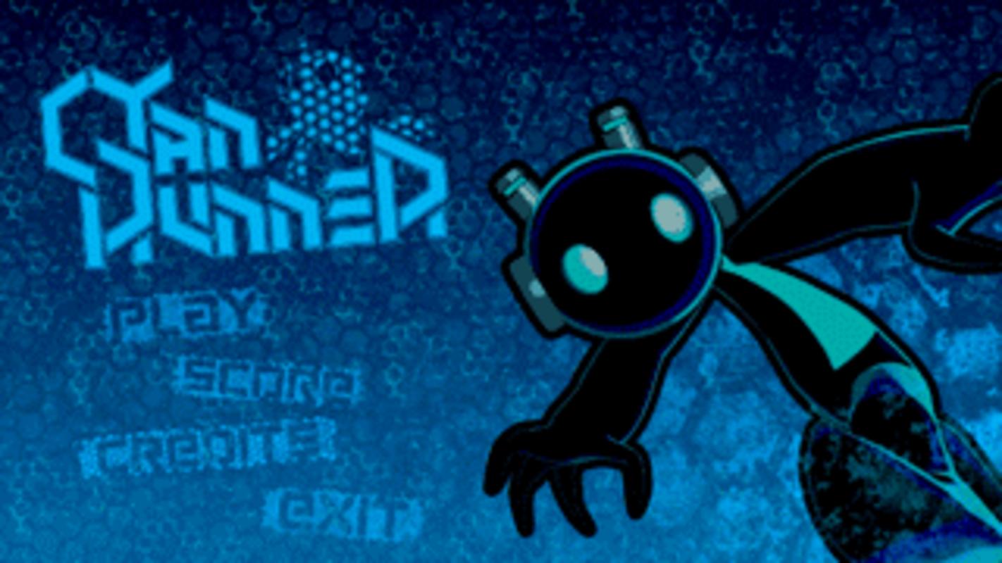 Play Cyan Runner