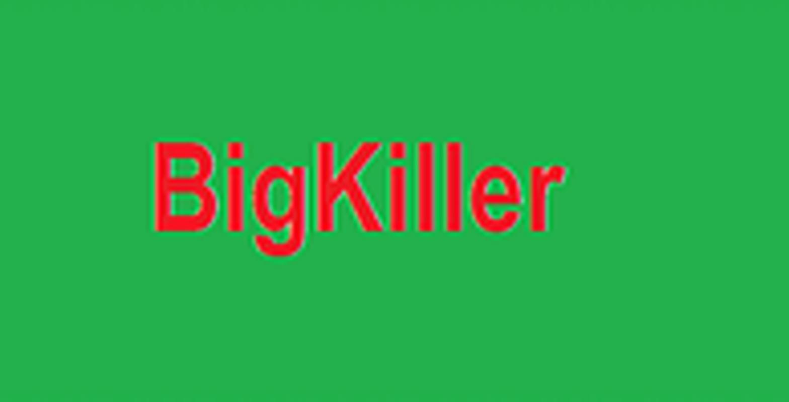 Play BigKiller(DEMO)