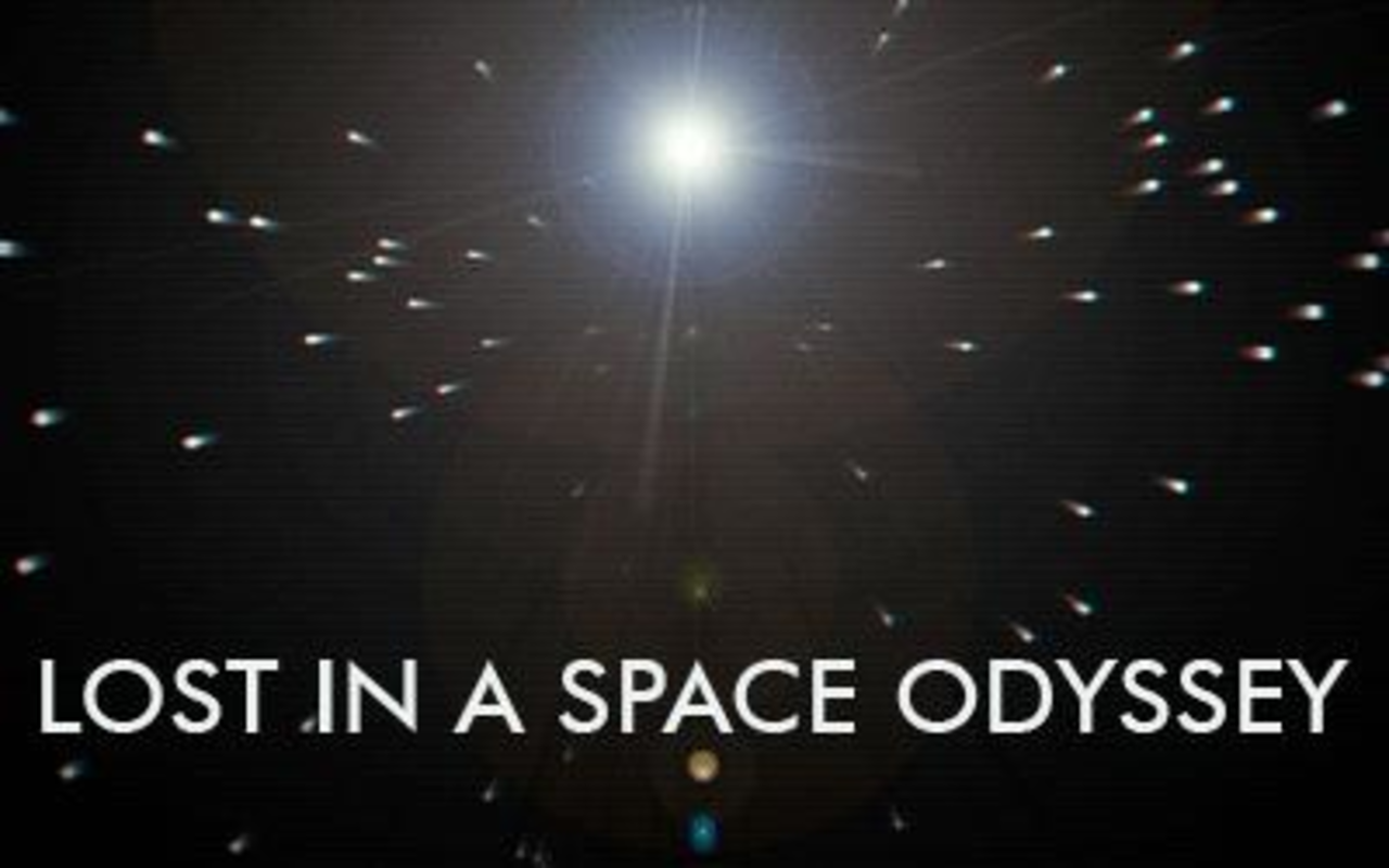 Play Lost in a Space Odyssey