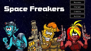 بازی کنید Space Freakers