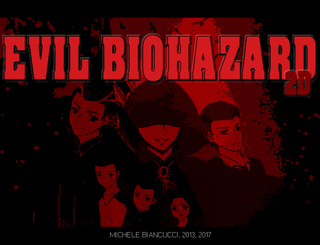 Play Evil Biohazard2D