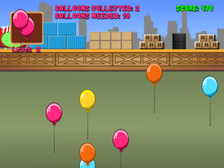 PopA BunchA Balloon's