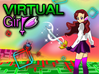 Spielen Virtual Girl