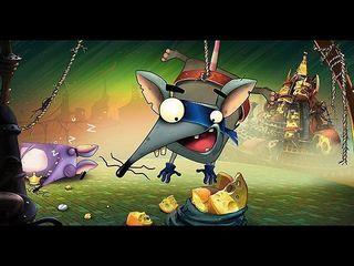 Spelen Суперкрысы