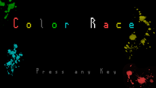 Играть Color Race