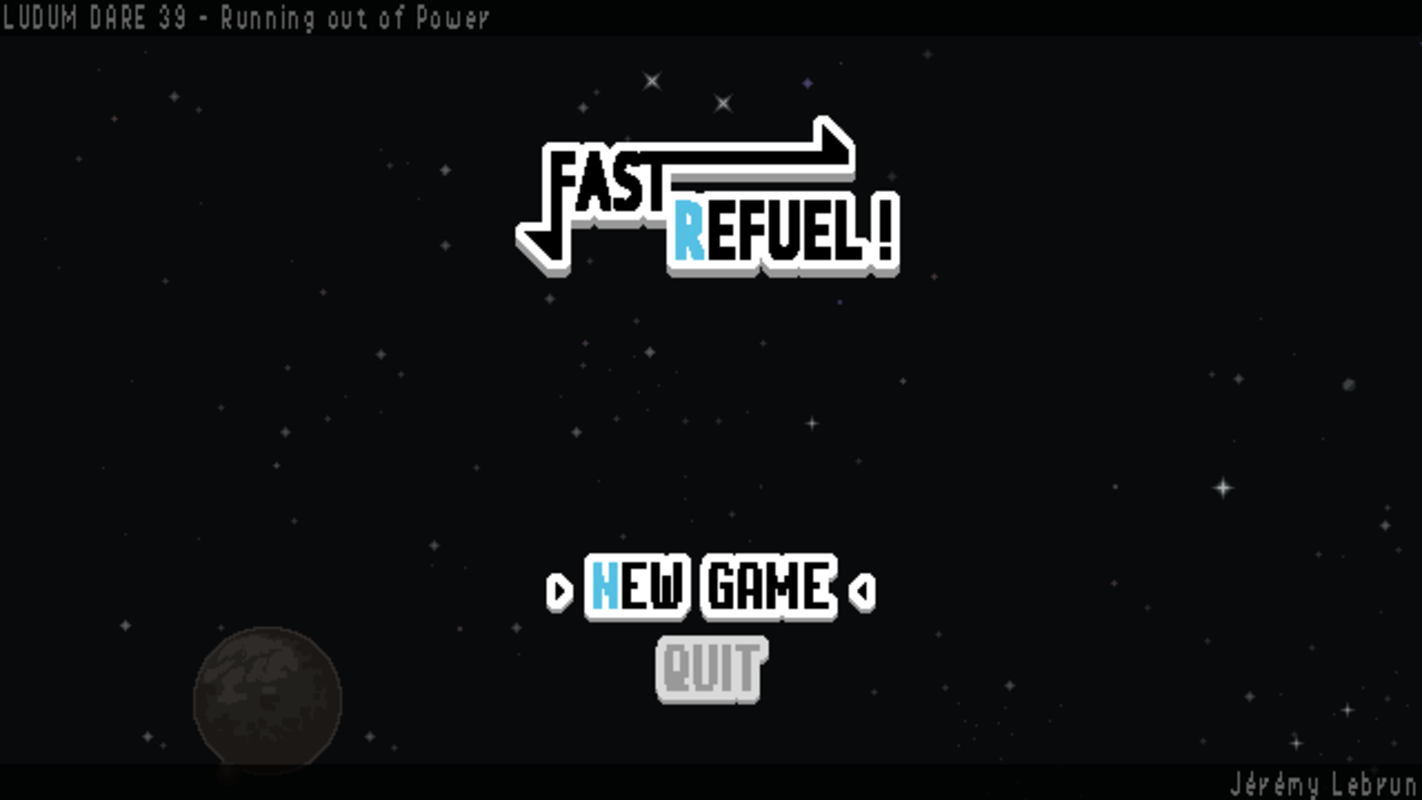 Play Fast Refuel