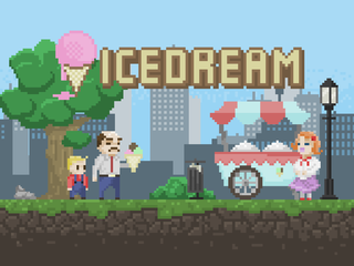 Bermain Ice Dream