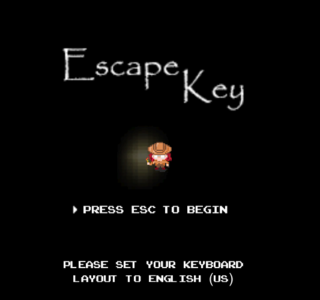 Escape Key (Beta)