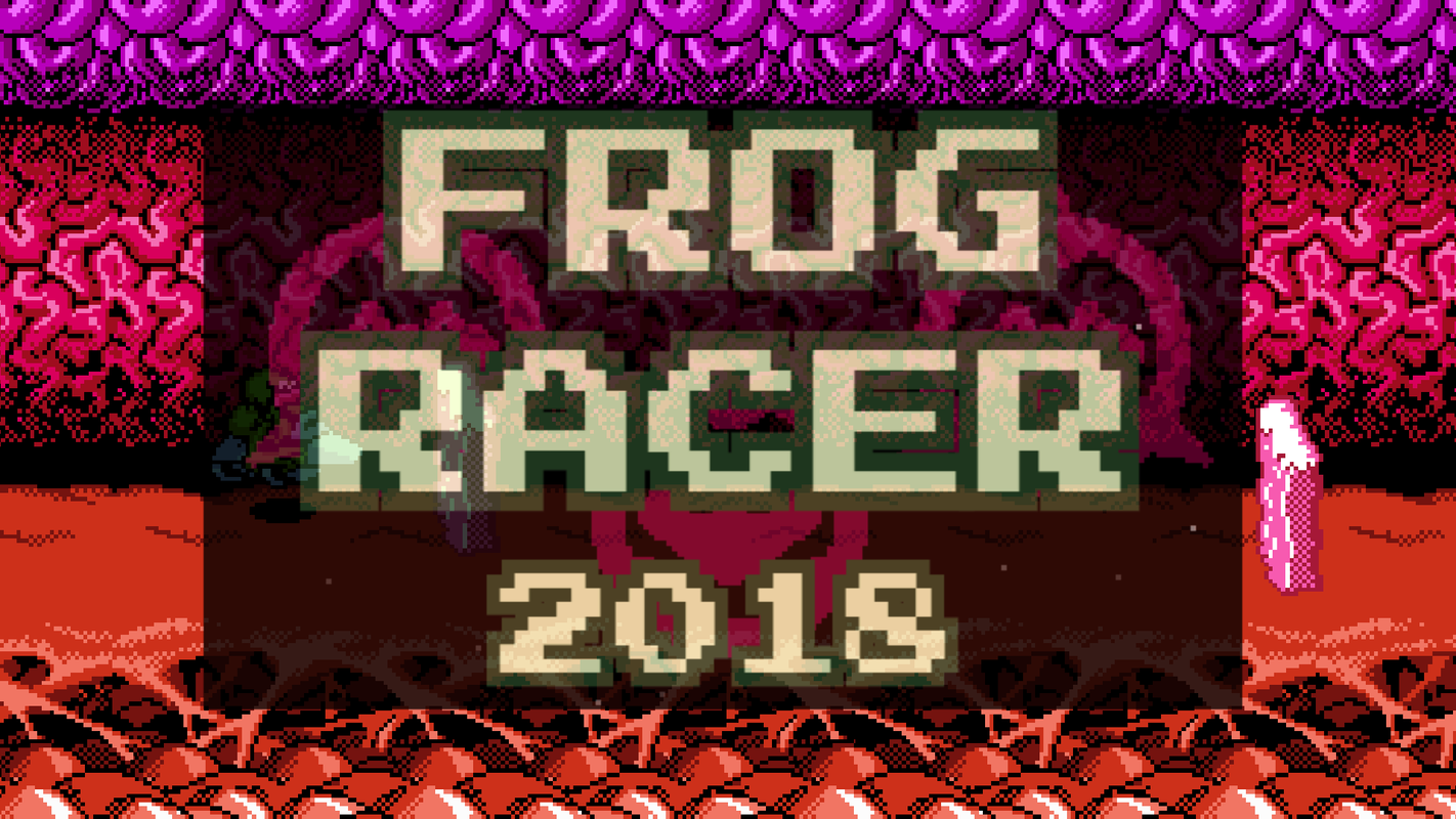 Play Frog Racer 2018