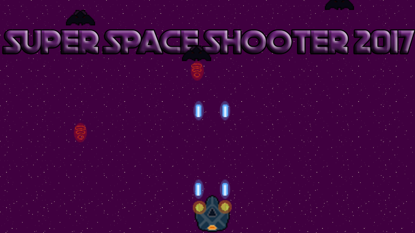 Play Super Space Shooter 2017