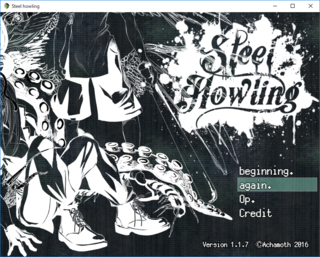 Play Steel howling