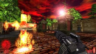بازی کنید Cemetery Warrior Fx