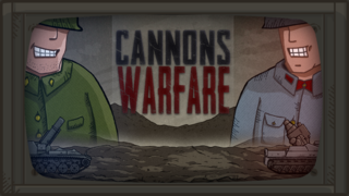 खेलें Cannons Warfare