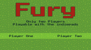 Spelen Fury