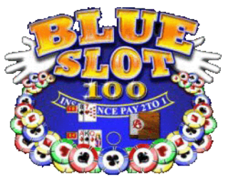 BlueSlot100 Slot Machine