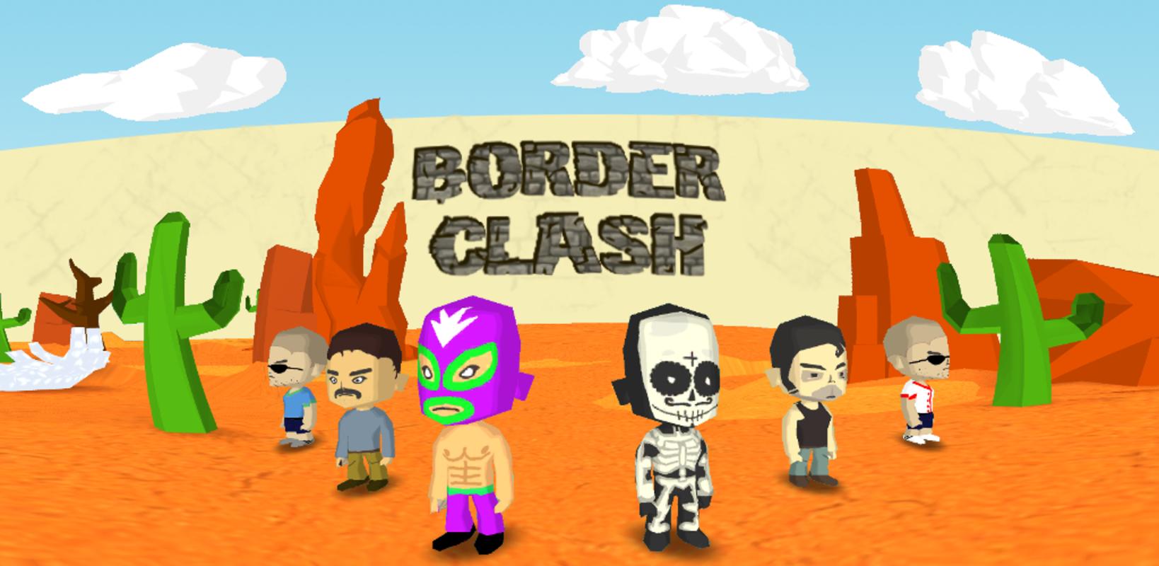 Play Border Clash