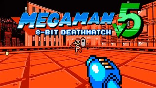 Mainkan Mega Man 8-bit Deathmatch