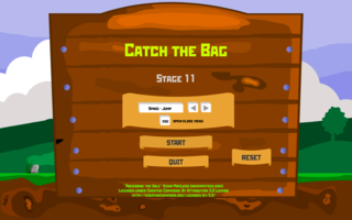 Играть Catch the Bag