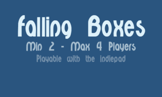 Play Falling Boxes Online