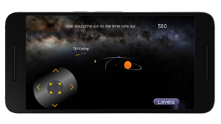 Space Orbit-Gravity Game