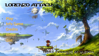 Play Lorenzo Attack Online