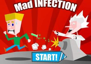 Грати Mad INFECTION