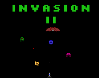 プレイ Invasion II