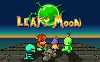 Играть Leafy Moon
