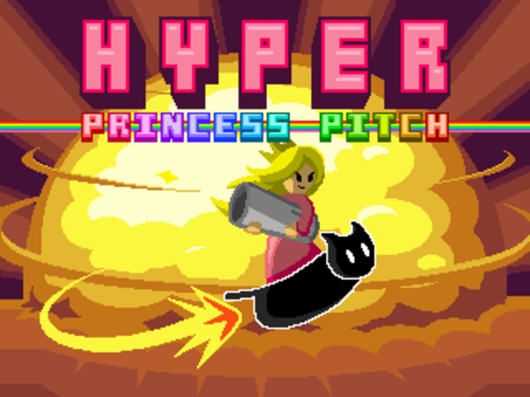 Play Hyper Princess Pitch