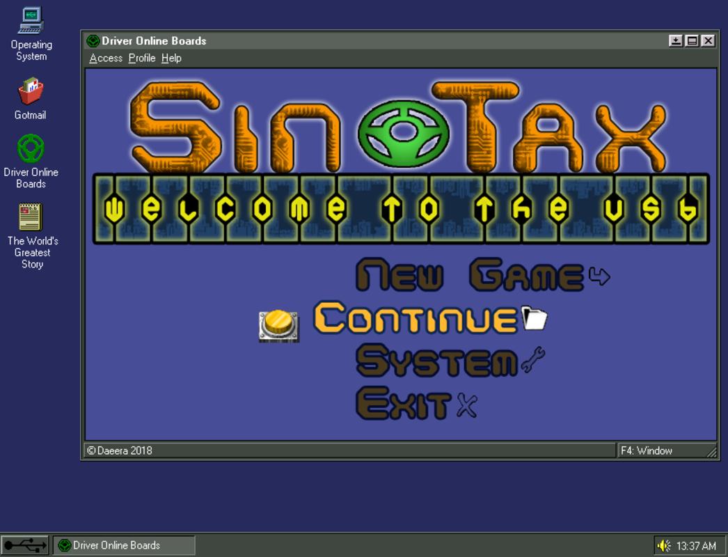 Play Sin Tax