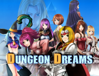 プレイ Dungeon Dreams