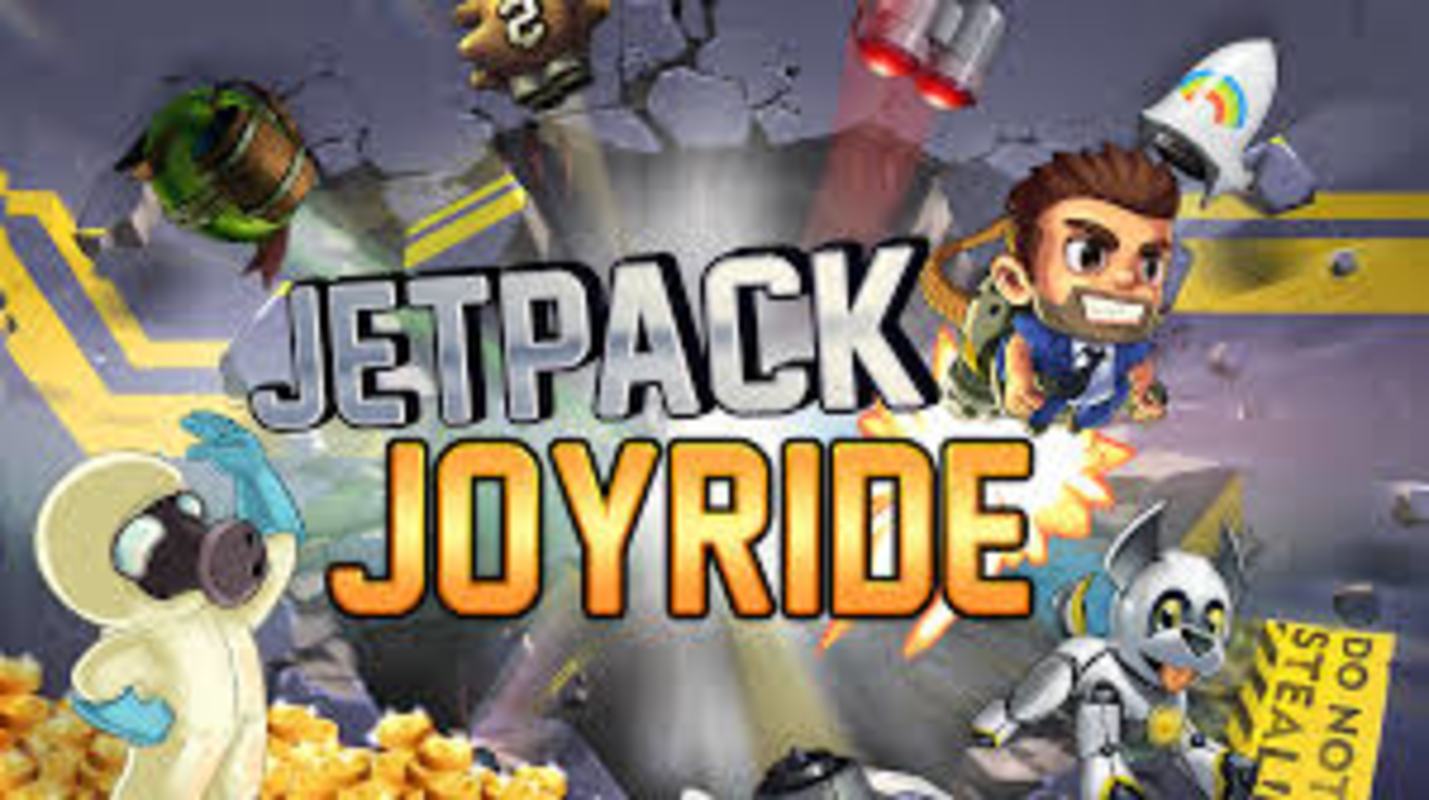 Play Jet pack jon ride