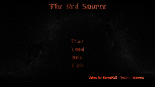 Spelen TRS-The Red Source 1.5.5