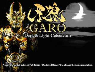 Play GARO - D & L Colosseum