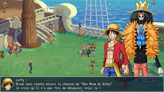 Играть ONE PIECE MV FR HD Multi.