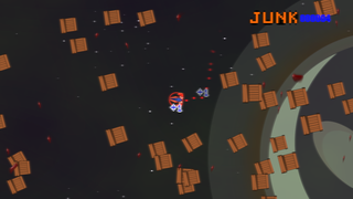 Play Space Junk Rage Alpha