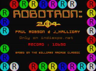 Play Robotron 2084 Online