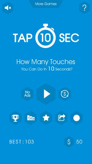खेलें Tap 10 Sec