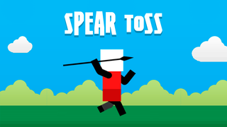 Bermain Spear Toss Challenge