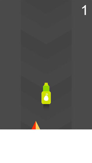 Juice Bottle - Fast Jumps