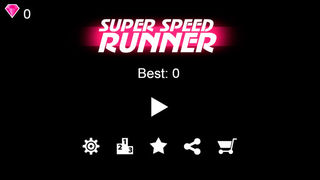 Mainkan Super Speed Runner