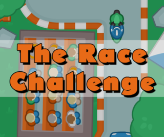 Bermain The Race Challenge