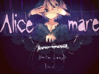 Mainkan Alice mare - ENG