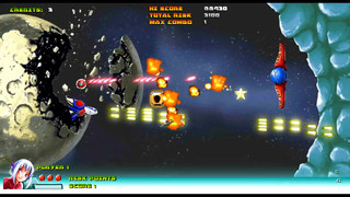 Играть Wings Of Bluestar